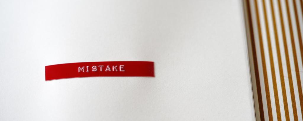 Les erreurs à éviter pour l'envoi d'un manuscrit