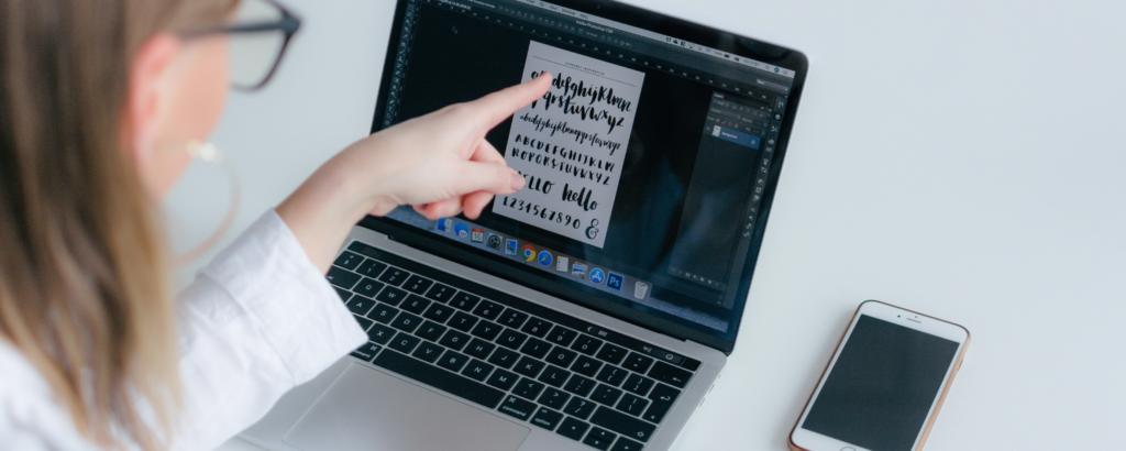Bien choisir la police de caractères de son manuscrit