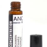 huiles essentielles pour la concentration